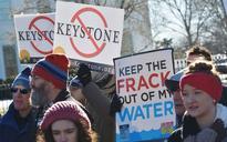 Keystone pipeline leaks 210,000 gallons of oil onto farm land in South Dakota