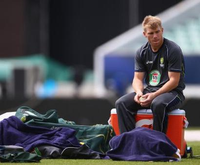 Team mates want 'rogue' Warner gone