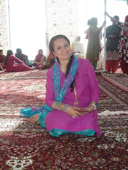 Zahida Amin: The new face of Kashmir