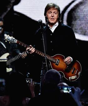 Sting of the Beatle: McCartney sues for copyright to songs