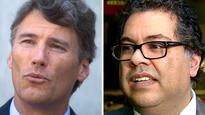 Nenshi's pipeline war of words with Vancouver mayor continues