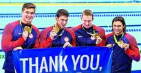 Last warm-up... Almost felt like crying, reveals Phelps