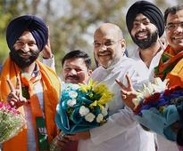 Assembly by-polls: Three seats to Congress, five to BJP