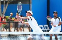 Israeli duo handed doubles defeats at US Open
