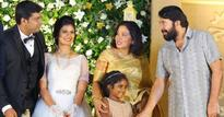 Late actor Rajan P Dev's son Jubil gets married | pix