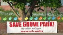 Wrexham council abandons bid to flatten Grove Park School