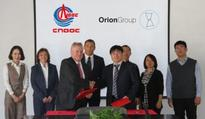 UK manpower firm teams up with Chinese oil giant