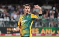 Pace ace Dale Steyn back in the fast lane