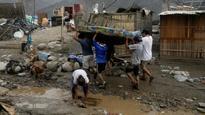 Peru: Death toll rises to 72 due to intense rains, flooding, mudslides