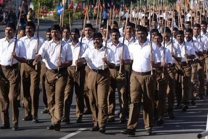 RSS worker shot dead UPs Ghazipur