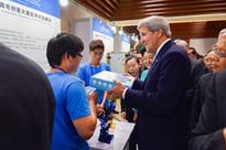 IronBot Presented to Secretary of State John Kerry and Chinese Vice...