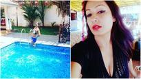 See Pics: TV actress Kashmera Shah's bikini pictures go VIRAL!