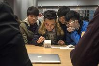 In China, iPhone starting to lose its luster