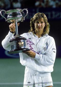 Meet the most successful women tennis stars of the Open era