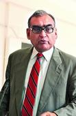 The choice of Katju is being questioned