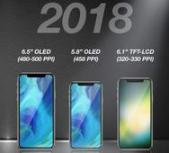 Entry-level 2018 iPhone said to feature 6.1-inch FHD+ 18:9 LCD display with ultra-slim bezels