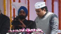 Delhi MCD polls: Sacked over sex CD row, former AAP minister Sandeep Kumar campaigns for BJP