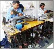 For RSS, Raj village making Khaki pants