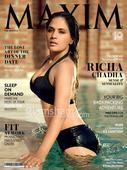Richa Chadha makes summer hotter going wet and wild in Maxim magazine photoshoot!