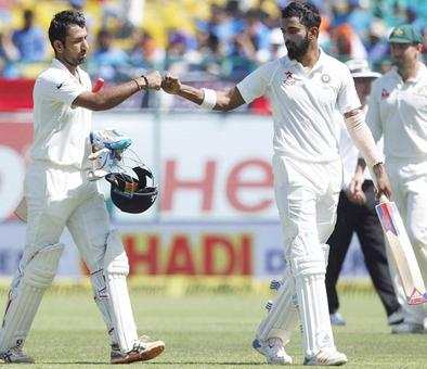Stats: INTERESTING numbers from Dharamsala Test, Day 2