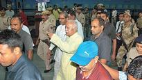 RSS chief arrives in Jaipur