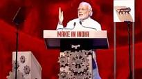 Make in India Week: PM Modi lists out achievements, says FDI inflow up by 48% under his govt