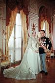 Grace Kelly's Wedding To Prince Rainier Was An Elegant Affair (PHOTO)