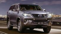 Launched: All-new Toyota Fortuner