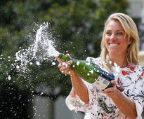 How Angelique Kerber took No. 1 away from Serena for her best week ever