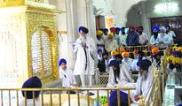 SGPC cautious; Akal Takht chief makes no mention of memorial