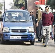 Kejriwal's stolen car case seems like joyride: Delhi Police