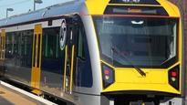 Auckland trains getting back on track