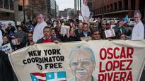 Obama commutes sentence for political prisoner Oscar Lopez Rivera