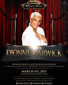 Dionne Warwick to Perform for Bethesda Blues & Jazz Supper Club 4th Anniversary Celebration January 09, 2017The Bethesda Blues & Jazz Supper Club will present Multi-GRAMMY Award Winner and Actress, Dionne Warwick on March 1st,...