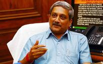 Parrikar wins trust vote, Rane quits Congress