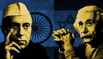 When Einstein tried to convince Nehru to support Israel... but failed