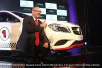 Mercedes-Benz A-Class, Volvo V40, BMW 1 Series luxury hatchbacks for India