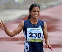 Less than a year after gender case ruling, Dutee Chand qualifies for Rio