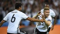 Euro 2016: Weakened German defence survives Ukraine threat in opener