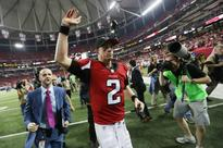 Ryan shines as Falcons advance to NFC title game