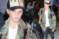 Victoria and David Beckham's son Cruz tipped to be next Justin Bieber as Scooter Braun becomes his manager