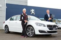 New Peugeot Gives Judy Murray Advantage