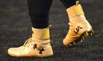 Ex-NFL coach has a hot take on Cam's gold shoes