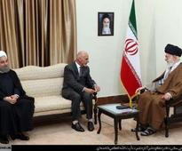 Ayatollah Khamenei stresses Iran's support for Afghanistan security