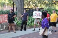 FSU Leftists Chant: Racist, Sexist, Anti-Gay! MILO MILO GO AWAY…