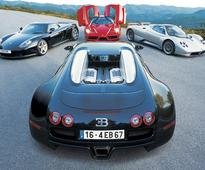 Best supercars of the 2000s: Top 10