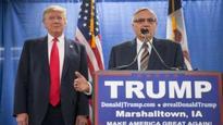 Donald Trump pardons convicted ex-Arizona sheriff Joe Arpaio