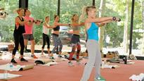 How to become a fitness guru to the stars
