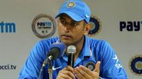 Video: It's 'slightly difficult' to promote Yuvi in batting order, says Dhoni