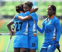 Indian Women's Hockey team lift Asian Champion Trophy after late win against China